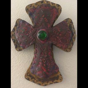 Handmade Metal Cross